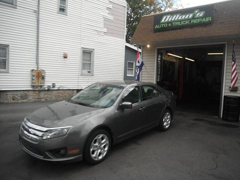 2010 Ford Fusion for sale in Washingtonville, NY