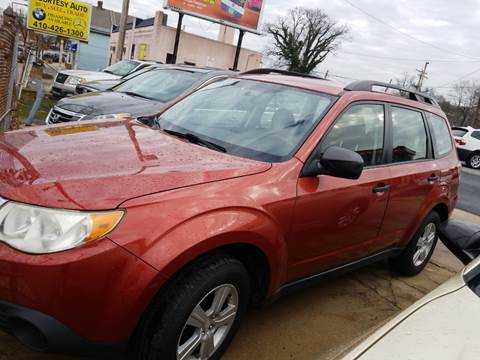 2011 Subaru Forester for sale in Baltimore, MD