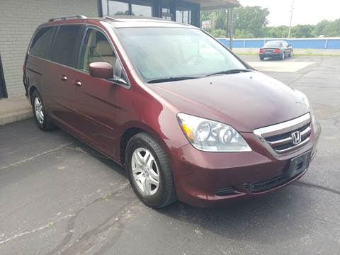 2007 Honda Odyssey for sale in Rochester, NY