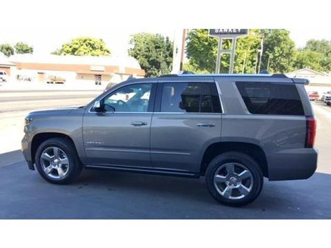 2017 Chevrolet Tahoe for sale in Colusa CA