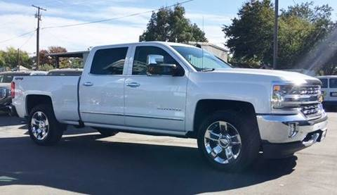 2018 Chevrolet Silverado 1500 for sale in Colusa CA