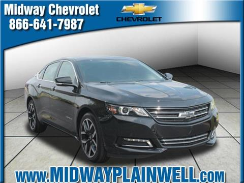 2018 Chevrolet Impala for sale in Plainwell MI