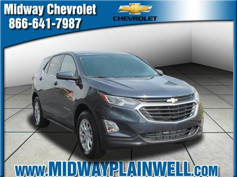 2018 Chevrolet Equinox for sale in Plainwell, MI