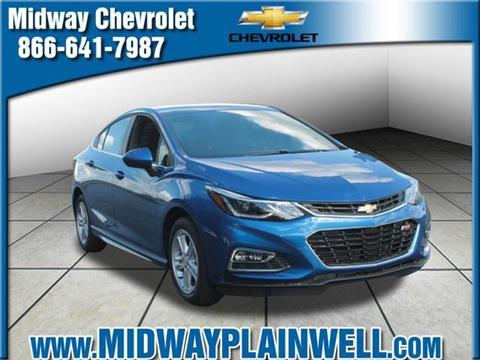 2017 Chevrolet Cruze for sale in Plainwell MI