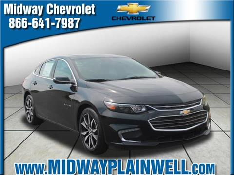 2017 Chevrolet Malibu for sale in Plainwell MI
