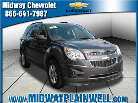 2015 Chevrolet Equinox for sale in Plainwell MI