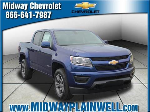 2017 Chevrolet Colorado for sale in Plainwell, MI