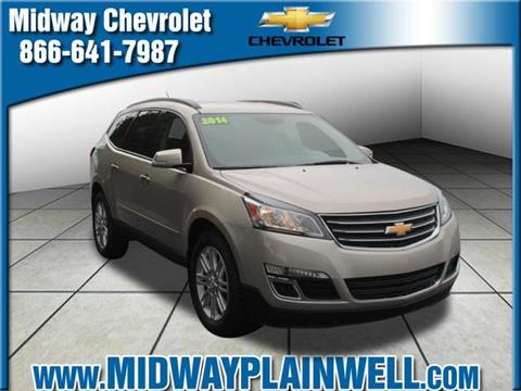 2014 Chevrolet Traverse for sale in Plainwell MI
