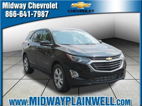 2018 Chevrolet Equinox for sale in Plainwell, MI