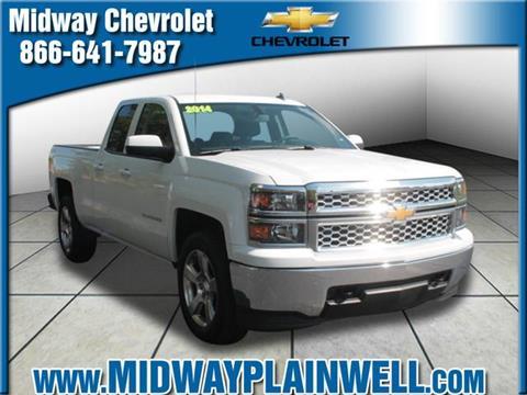 2014 Chevrolet Silverado 1500 for sale in Plainwell MI