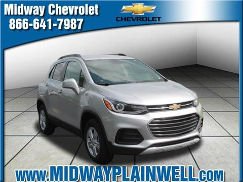 2017 Chevrolet Trax for sale in Plainwell, MI