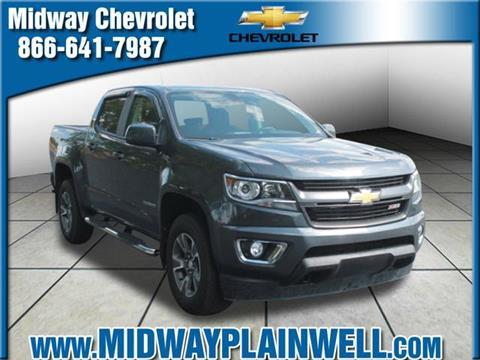 2016 Chevrolet Colorado for sale in Plainwell MI