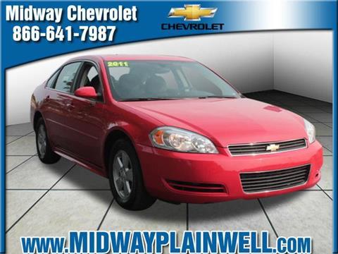 2011 Chevrolet Impala for sale in Plainwell, MI