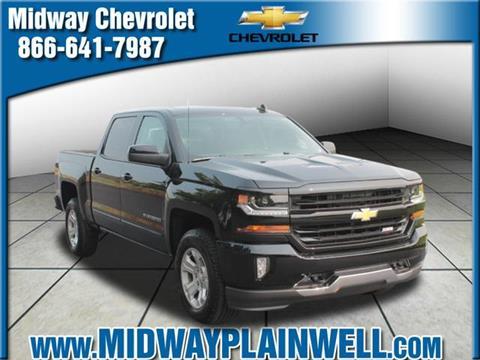 2018 Chevrolet Silverado 1500 for sale in Plainwell, MI