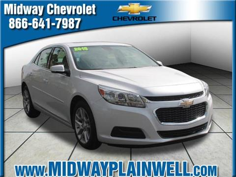 2015 Chevrolet Malibu for sale in Plainwell MI