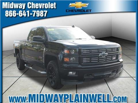 2015 Chevrolet Silverado 1500 for sale in Plainwell, MI