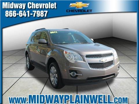 2011 Chevrolet Equinox for sale in Plainwell, MI