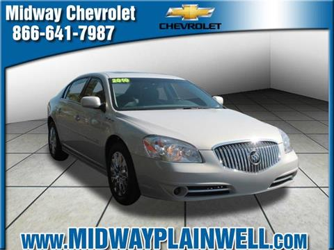 2010 Buick Lucerne for sale in Plainwell MI