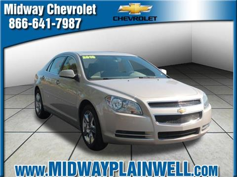 2010 Chevrolet Malibu for sale in Plainwell MI