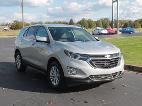 2018 Chevrolet Equinox for sale in Plainwell MI
