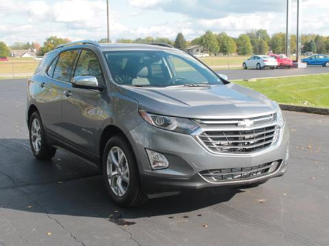 2018 Chevrolet Equinox for sale in Plainwell MI