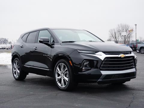 2019 Chevrolet Blazer for sale in Plainwell, MI