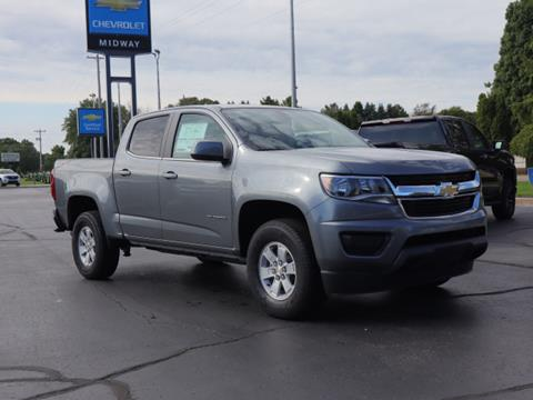 2020 Chevrolet Colorado for sale in Plainwell, MI