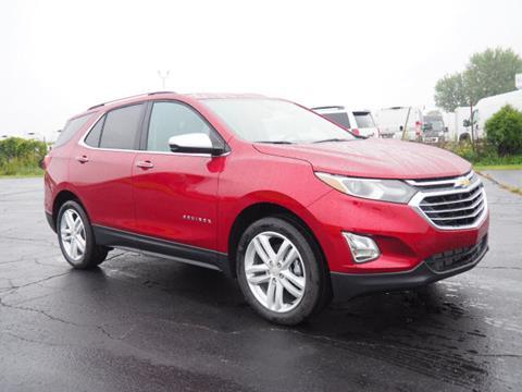 2020 Chevrolet Equinox for sale in Plainwell, MI