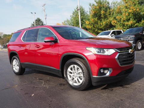 2020 Chevrolet Traverse for sale in Plainwell, MI