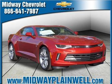 2017 Chevrolet Camaro for sale in Plainwell, MI