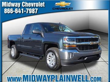 2017 Chevrolet Silverado 1500 for sale in Plainwell, MI
