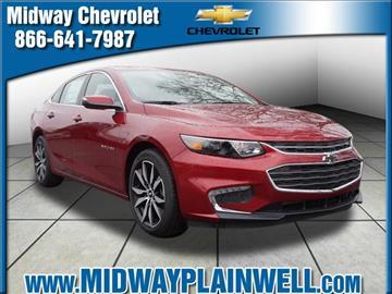 2017 Chevrolet Malibu for sale in Plainwell, MI