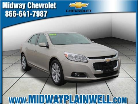 2015 Chevrolet Malibu for sale in Plainwell, MI
