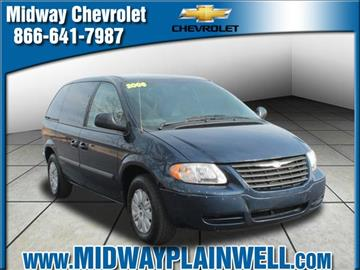 2006 Chrysler Town and Country for sale in Plainwell, MI
