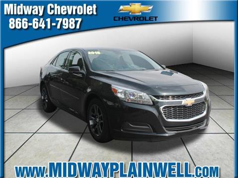 2015 Chevrolet Malibu for sale in Plainwell, MI