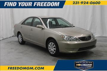 2005 Toyota Camry for sale in Fremont, MI