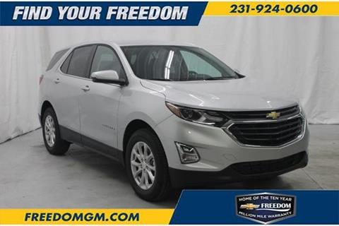 2018 Chevrolet Equinox for sale in Fremont, MI