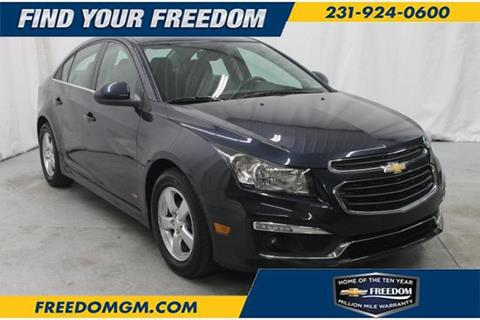 2016 Chevrolet Cruze Limited for sale in Fremont, MI