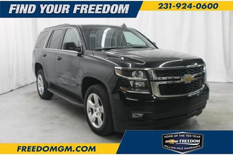 2015 Chevrolet Tahoe for sale in Fremont, MI