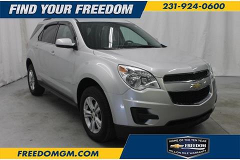 2015 Chevrolet Equinox for sale in Fremont, MI
