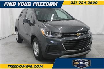 2017 Chevrolet Trax for sale in Fremont, MI