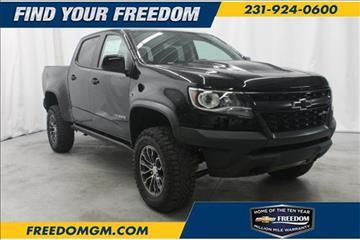 2017 Chevrolet Colorado for sale in Fremont, MI