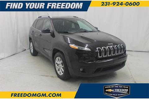 2014 Jeep Cherokee for sale in Fremont, MI