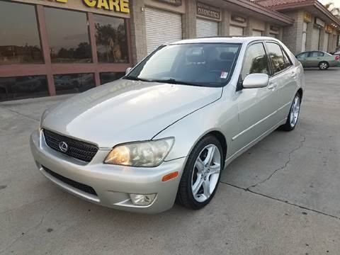 2003 Lexus IS 300 for sale in Upland, CA