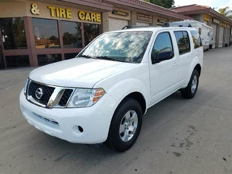 2012 Nissan Pathfinder for sale in Upland, CA