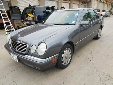 1998 Mercedes-Benz E-Class for sale in Upland, CA