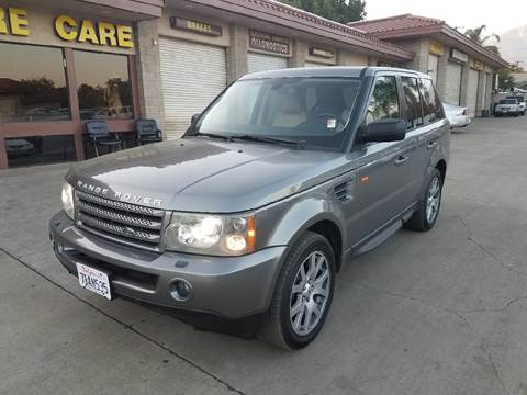 2007 Land Rover Range Rover Sport for sale in Upland, CA