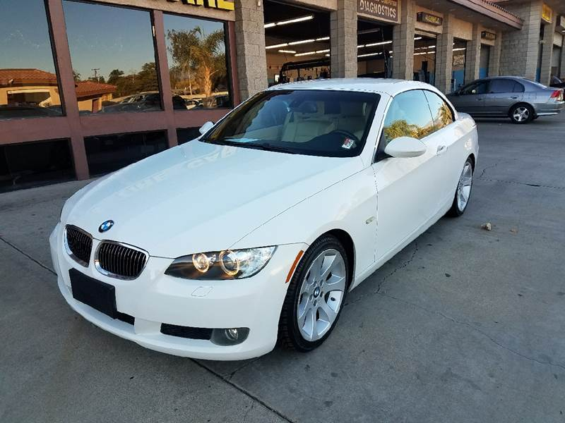 Bmw Series I Dr Convertible In Upland CA Certified - Bmw 328i convertible 2007