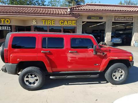 2006 HUMMER H3 for sale in Upland, CA