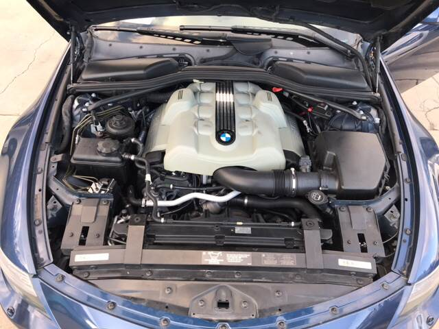 Bmw Series Ci Dr Coupe In Upland CA Certified Auto Sales - Bmw 645ci engine